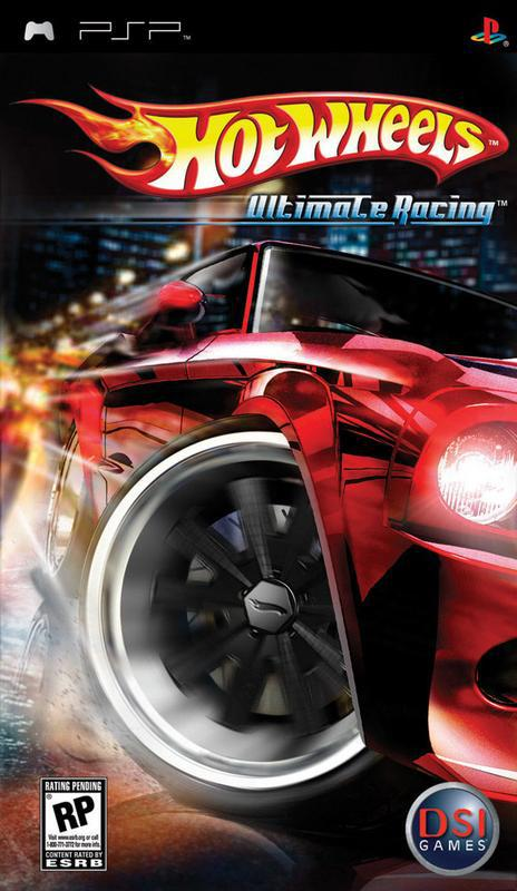 Hot Wheels Ultimate Racing - PlayStation Portable