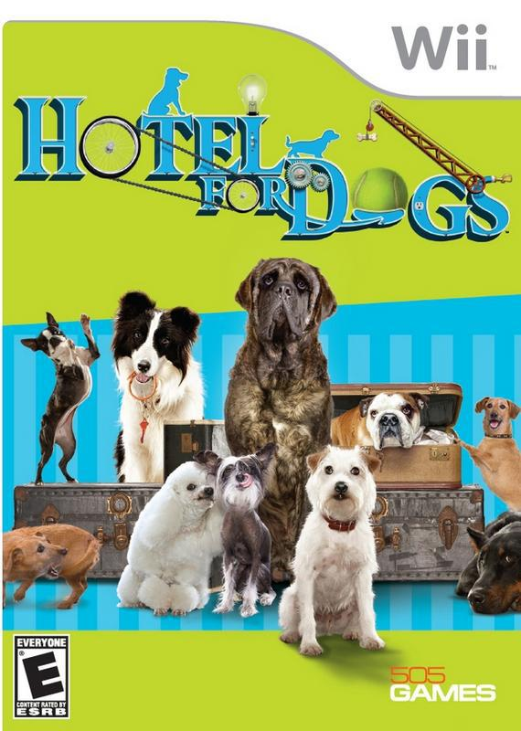 Hotel for Dogs - Wii
