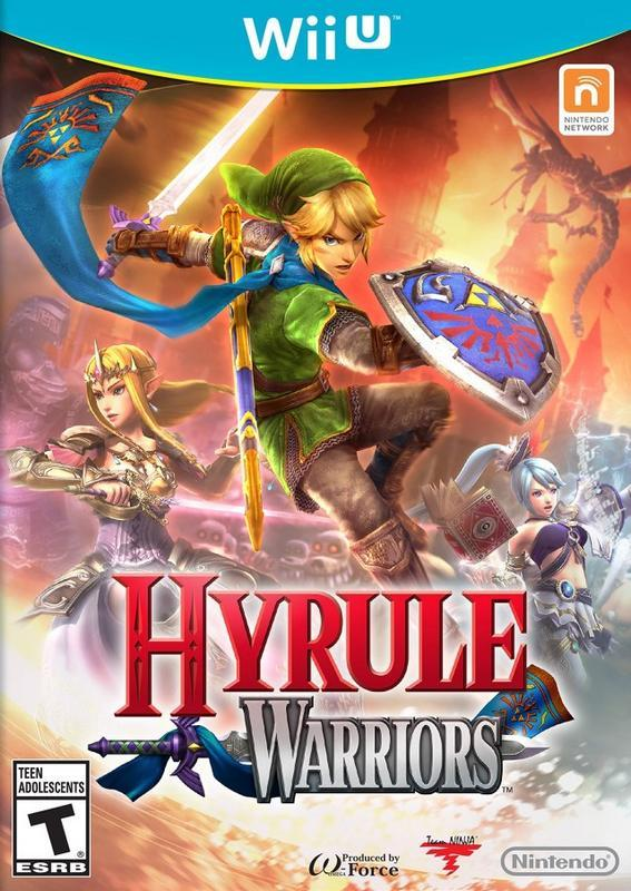 Hyrule Warriors - Wii U
