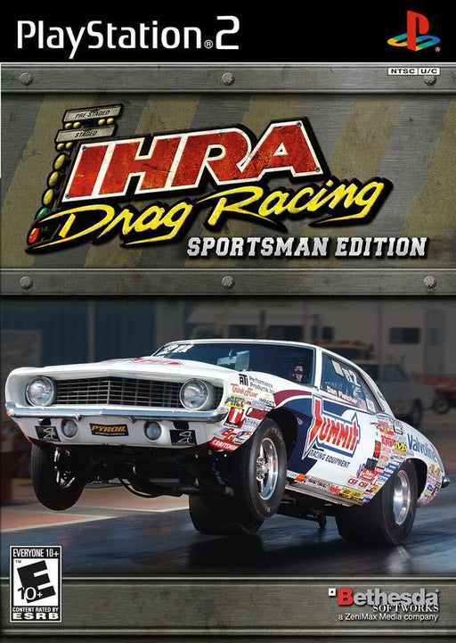 IHRA Drag Racing Sportsman Edition - PlayStation 2