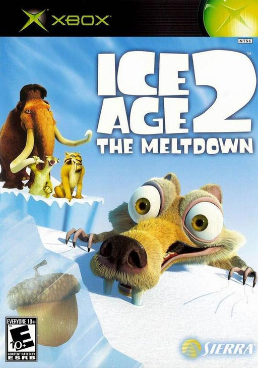 Ice Age 2 The Meltdown - Xbox