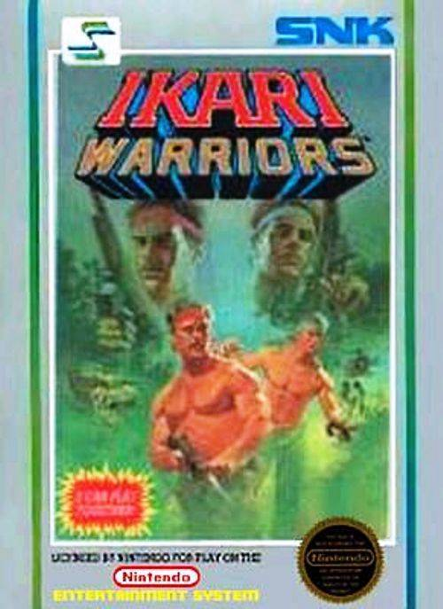 Ikari Warriors - Nintendo Entertainment System