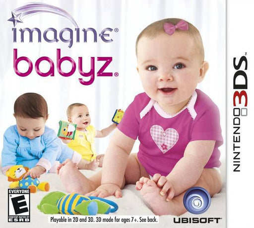 Imagine Babyz - Nintendo 3DS