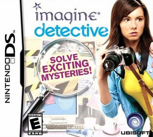 Imagine Detective - Nintendo DS