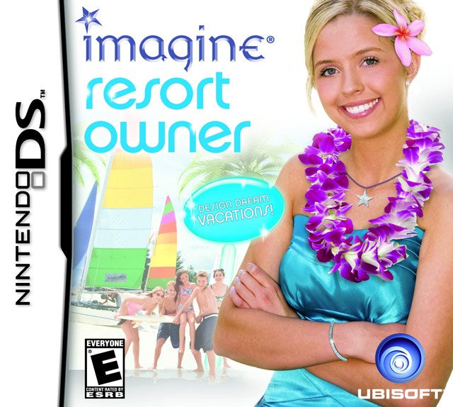 Imagine Resort Owner - Nintendo DS