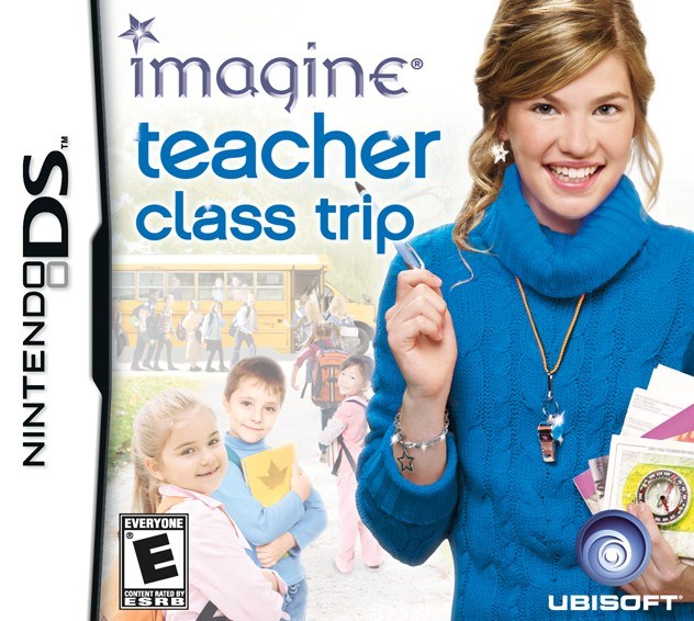 Imagine Teacher Class Trip - Nintendo DS