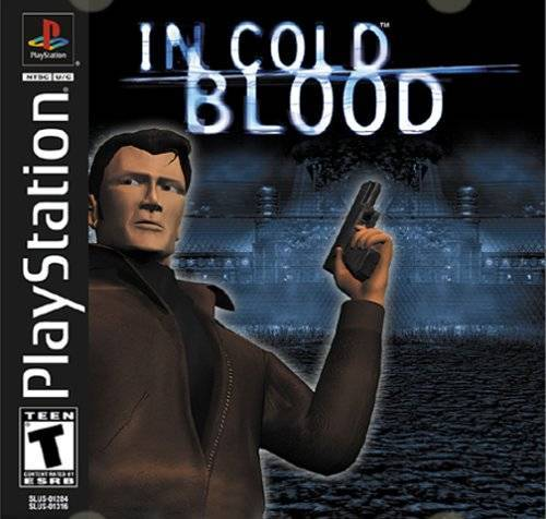 In Cold Blood - PlayStation 1