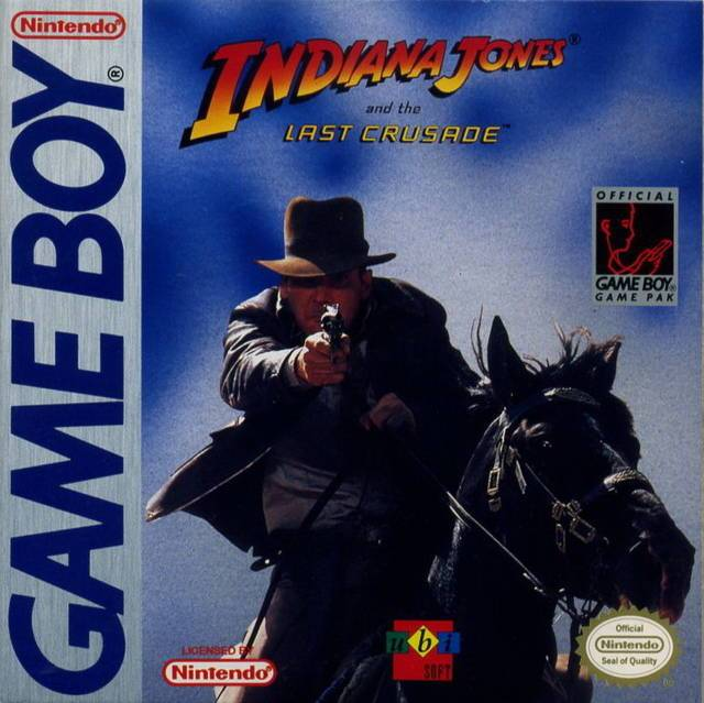 Indiana Jones and the Last Crusade - Game Boy