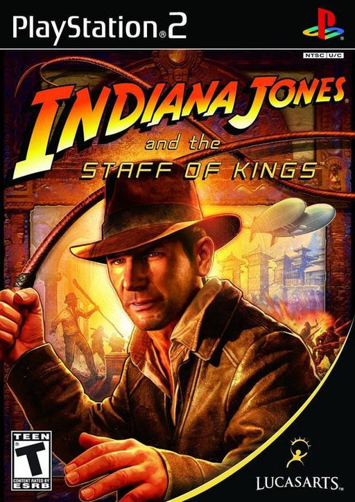 Indiana Jones and the Staff of Kings - PlayStation 2