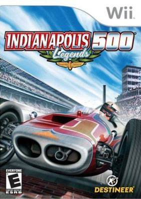 Indianapolis 500 Legends - Wii