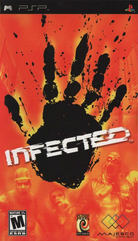 Infected - PlayStation Portable