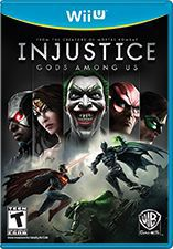 Injustice Gods Among Us - Wii U