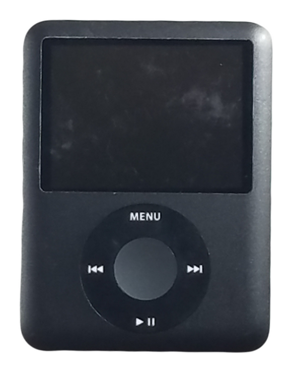 Apple Ipod Nano 3rd Generation 8gb MP3 MP4 Player – Black