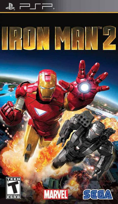 Iron Man 2 - PlayStation Portable