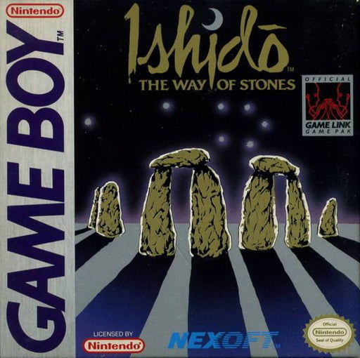 Ishido The Way of Stones - Game Boy