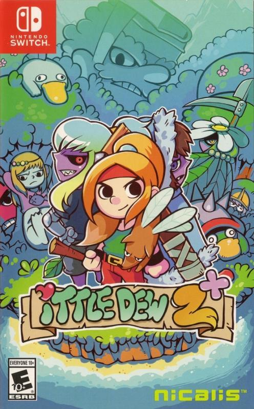 Ittle Dew 2+ - Nintendo Switch