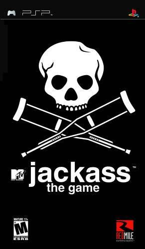 Jackass The Game - PlayStation Portable