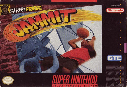 Jammit - Super Nintendo Entertainment System