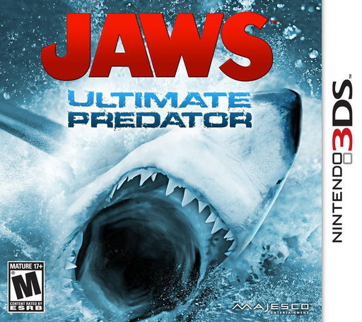 Jaws Ultimate Predator - Nintendo 3DS