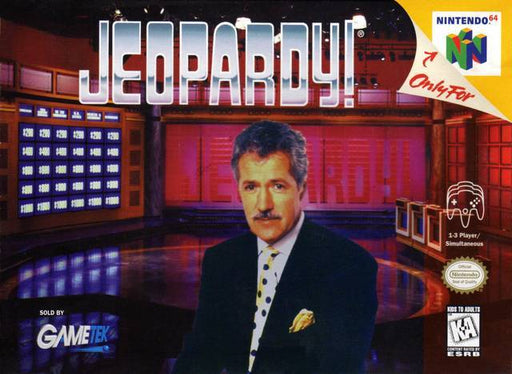Jeopardy! - Nintendo 64