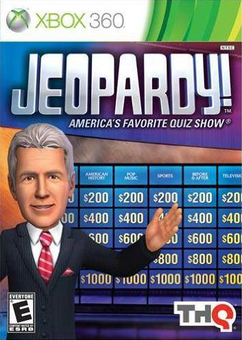 Jeopardy! (2012) - Xbox 360