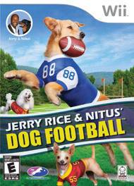 Jerry Rice & Nitus' Dog Football