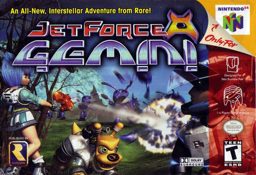 Jet Force Gemini - Nintendo 64