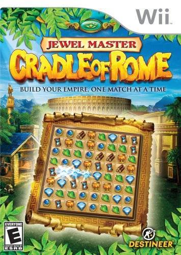 Jewel Master Cradle of Rome - Wii