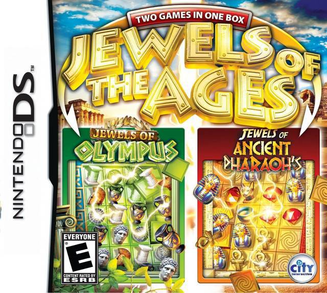 Jewels of the Ages - Nintendo DS