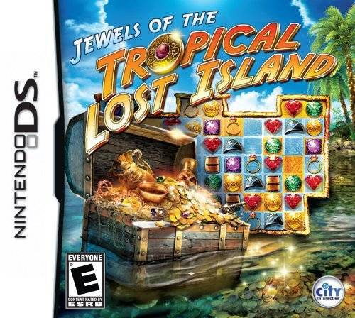 Jewels of the Tropical Lost Island - Nintendo DS