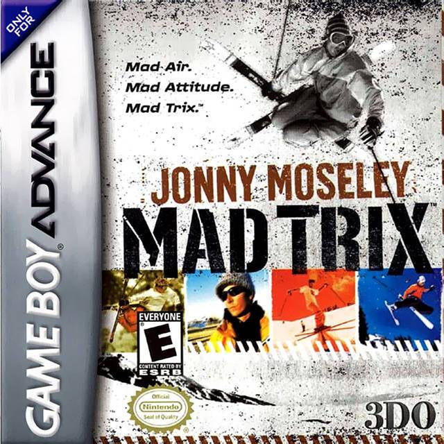 Jonny Moseley Mad Trix - Game Boy Advance
