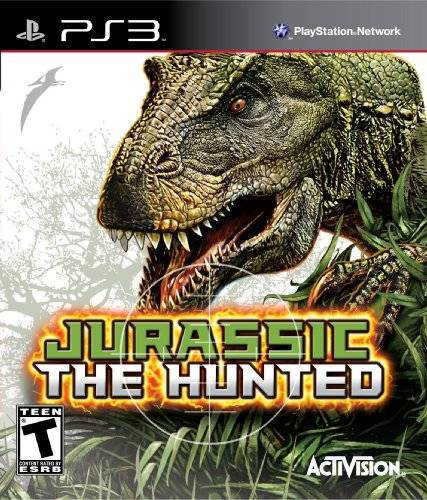 Jurassic The Hunted - PlayStation 3