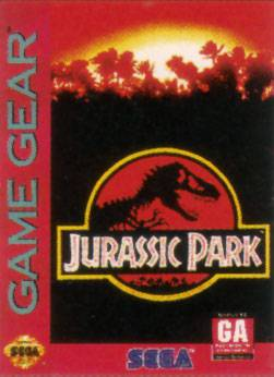 Jurassic Park - Sega Game Gear