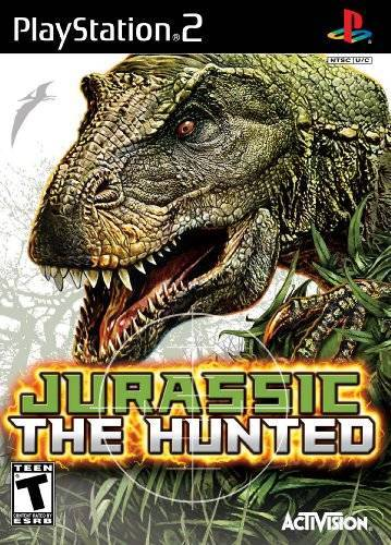 Jurassic The Hunted - PlayStation 2
