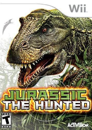 Jurassic The Hunted - Wii