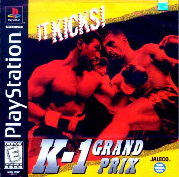 K-1 Grand Prix - PlayStation 1