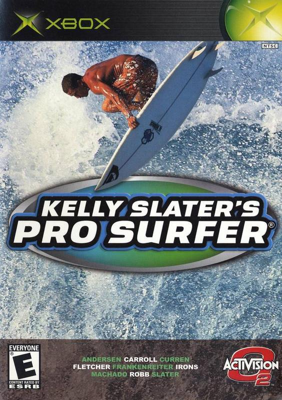 Kelly Slaters Pro Surfer - Xbox