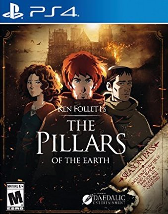 Ken Folletts The Pillars of the Earth - PlayStation 4