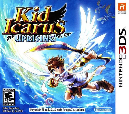 Kid Icarus Uprising - Nintendo 3DS