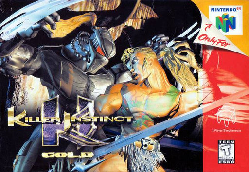 Killer Instinct Gold - Nintendo 64