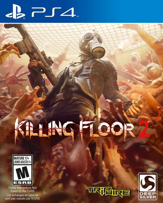 Killing Floor 2 - PlayStation 4