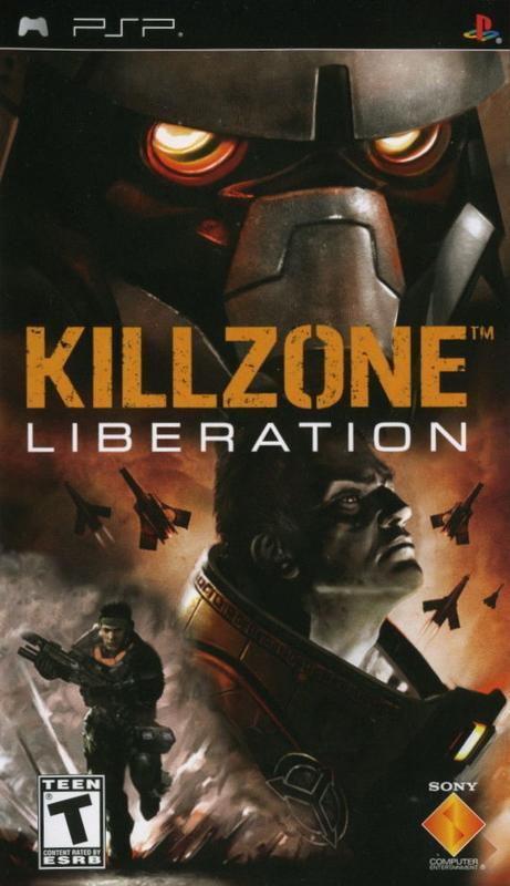 Killzone Liberation - PlayStation Portable