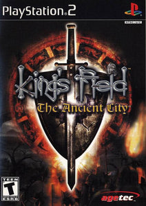 King's Field IV The Ancient City