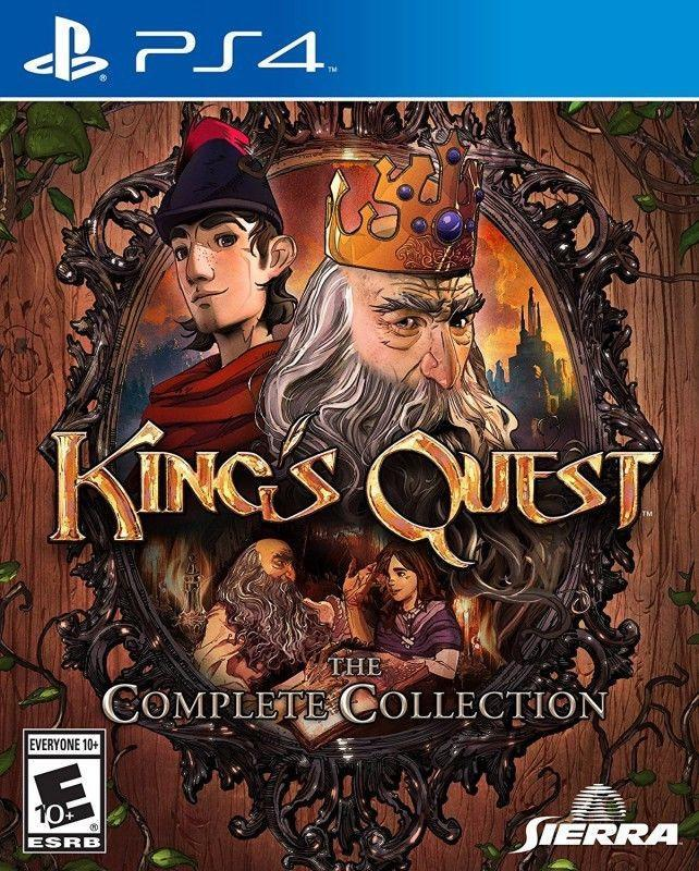 Kings Quest The Complete Collection - PlayStation 4