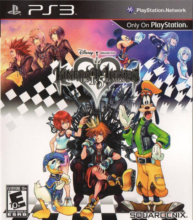 Kingdom Hearts HD 2.5 ReMIXB00G6MW6BW - PlayStation 3