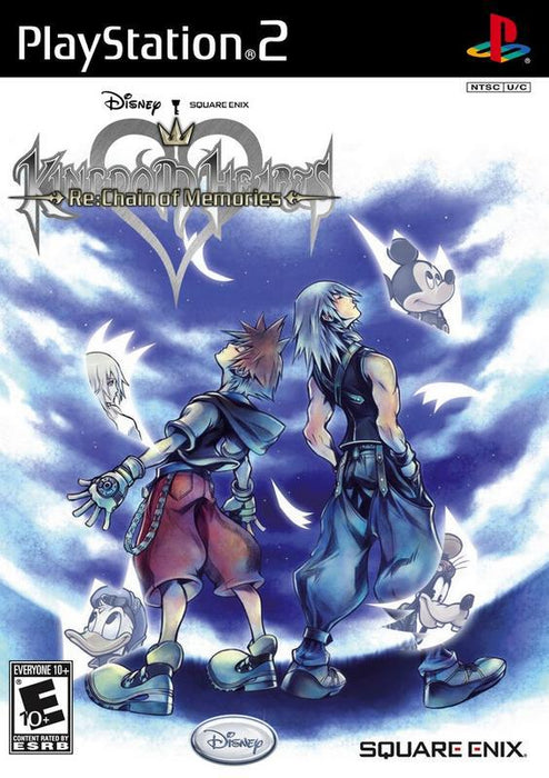Kingdom Hearts Re Chain of Memories - PlayStation 2