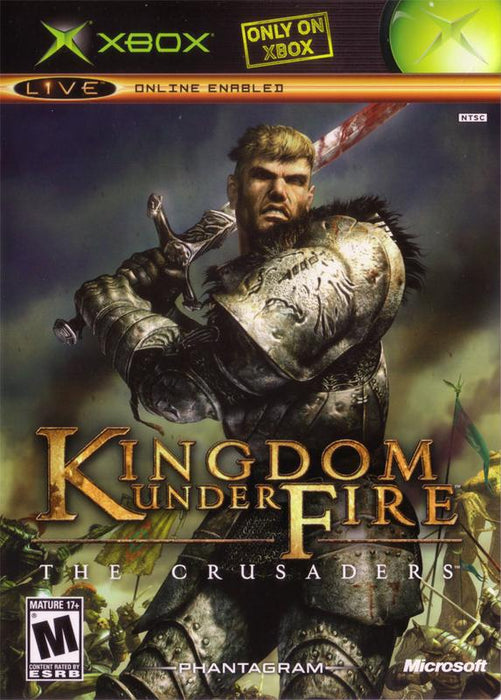 Kingdom Under Fire The Crusaders - Xbox