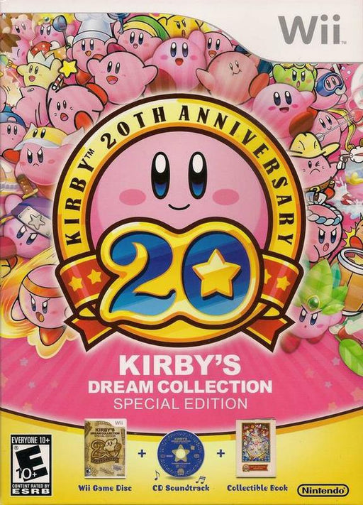 Kirbys Dream Collection - Wii