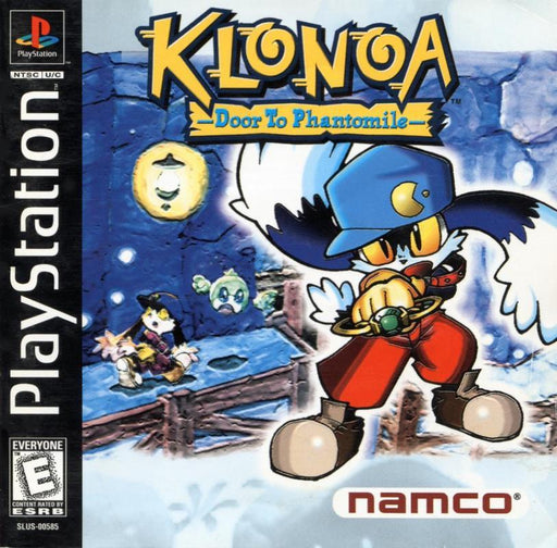 Klonoa Door to Phantomile - PlayStation 1