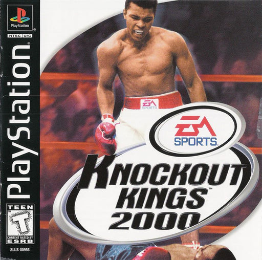Knockout Kings 2000 - PlayStation 1